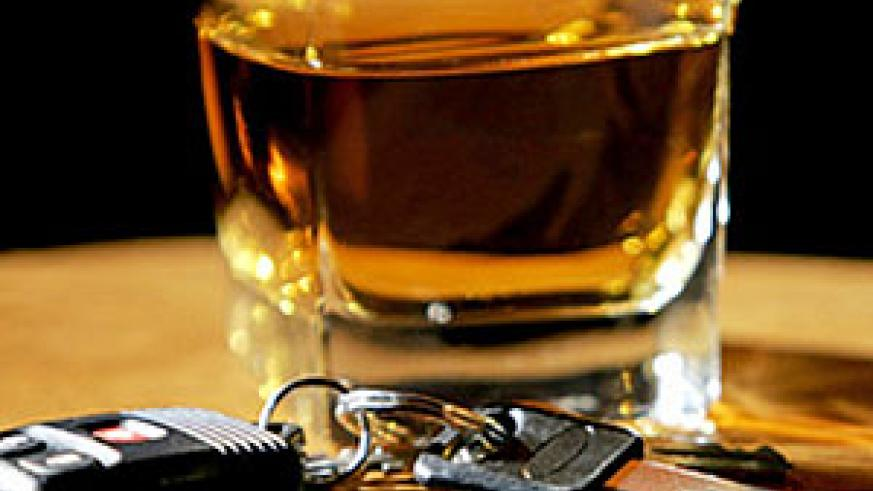 Avoid driving while under the influence of alcohol or any other drugs