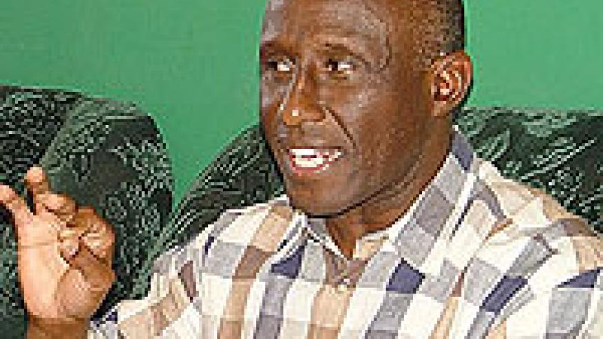 Cecafa boss Tenga was appointed to oversee the process leading up to the elections