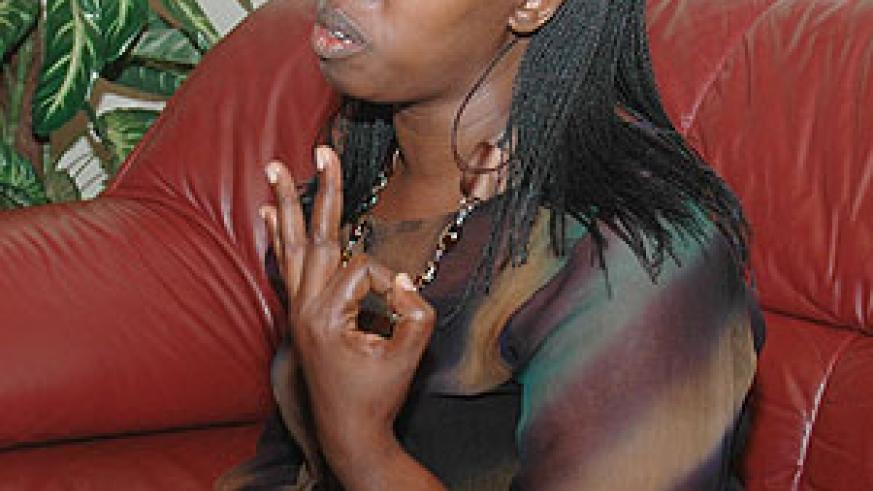 PETITIONED: Dr. Aisa Kirabo (File photo)