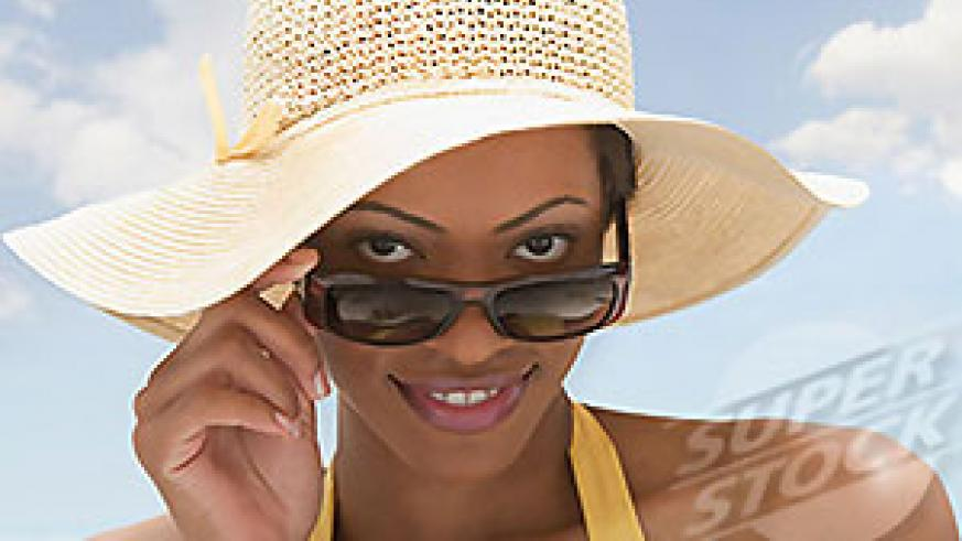 Protection against UV rays reduces the risk of cancer. (Net photo)