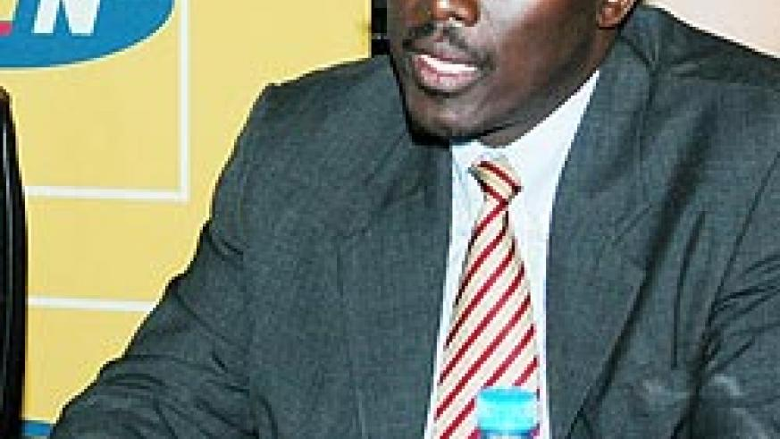 MTN's COO,Andrew Rugege (File photo)
