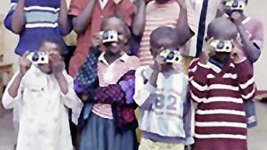 10 years ago these children were handed disposable cameras. 10 years later they showcase their work.(Courtesy Photo)