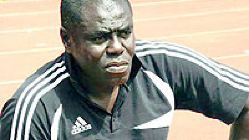 Amavubi head coach Sellas Tetteh has summoned 29 players for CHAN. (File Photo)
