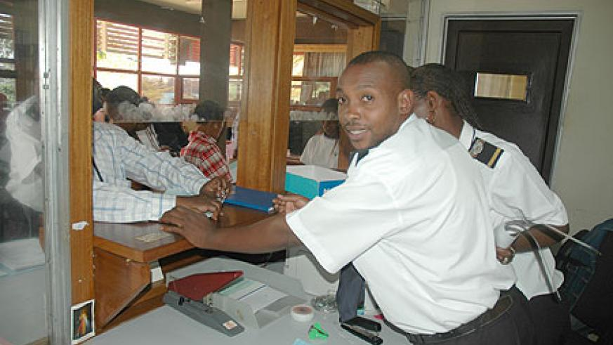 TradeMark  will help RRA  to establish a One Single Border Post at Kagitumba, Gisenyi and Cyungugu as well as introducing an electronic single window for customs and IBMS. (File photo)