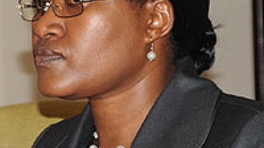 Minister for EAC Affairs, Monique Mukaruliza