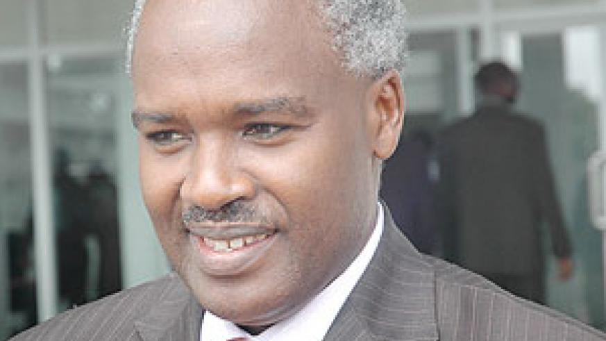 Education Minister Dr. Charles Murigande