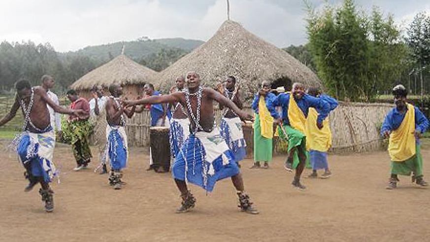 Former poachers have formed dance troupes that perform for a fee