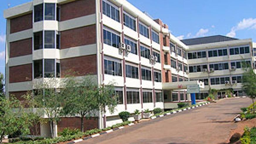 Kigali institute of science and technology on course to produce graduates who will be job creators (file photo)
