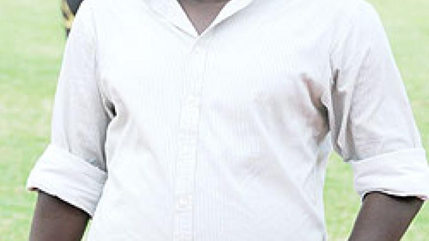 Amavubi head coach Sellas Tetteh has a tough job to do this afternoon. (File photo)