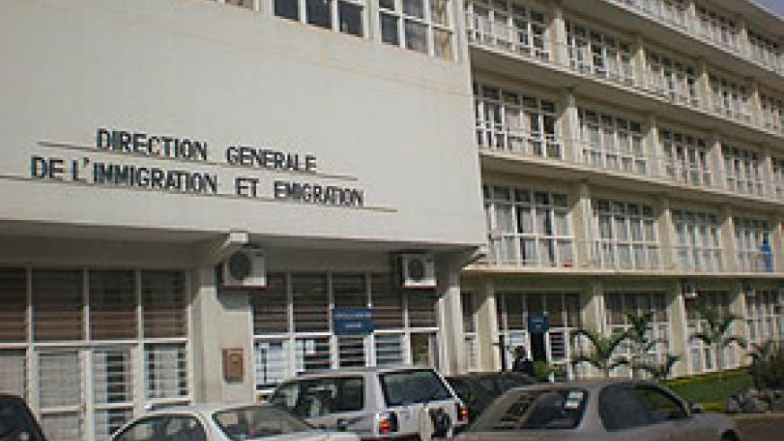 Image of the Directorate General of Immigration and Emigration. (File photo)