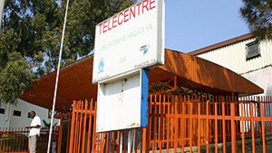 A model of a community telecentre. There is an initiative to rollout 1000 telecentres countrywide (File Photo)