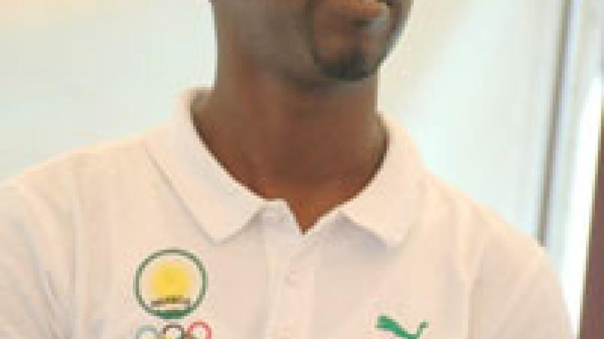Thierry Ntwali has been appointed as ITF's development officer for the East African region. (File Photo)