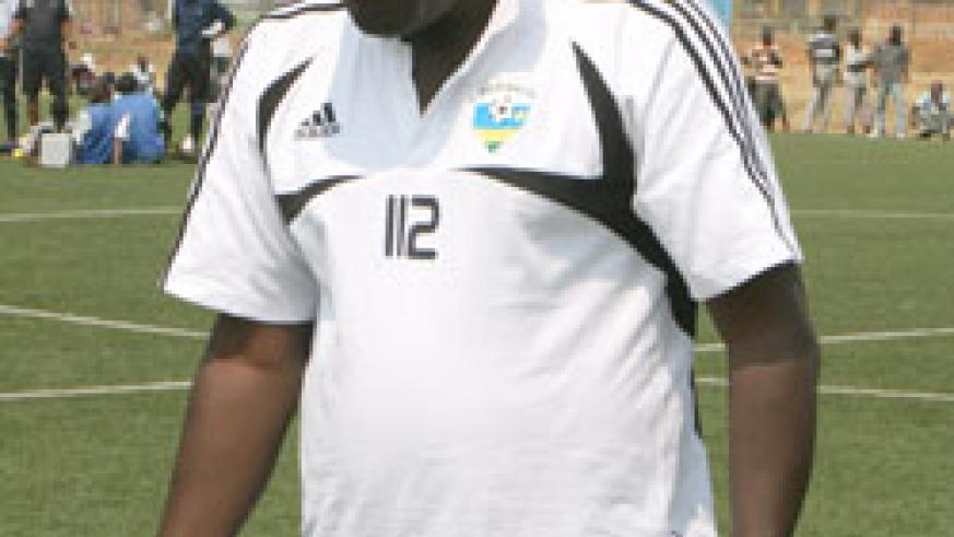 Tetteh still believes he is the right man for the job. (File Photo)