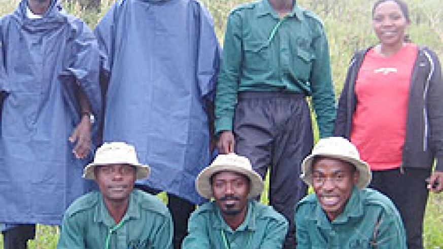 The Gishwati Ecoguards(Courtesy Photo)