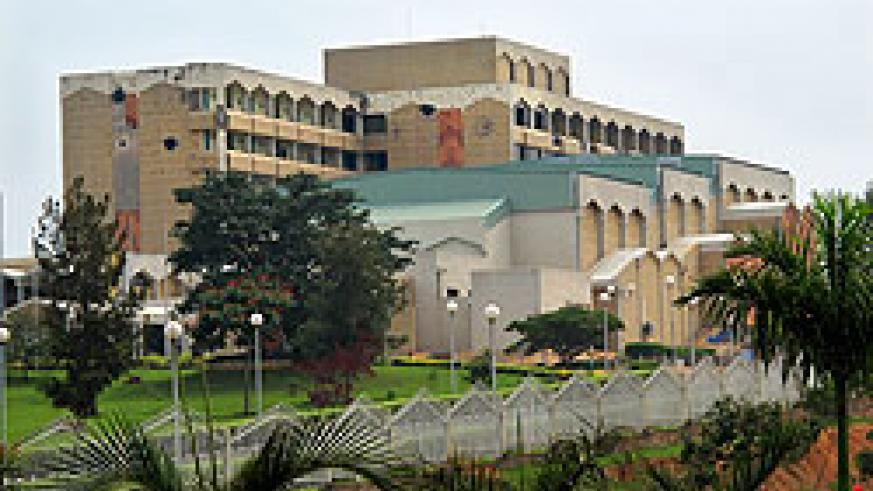 The Parliamentary Building after its renovation. MPs have called for an audit of the works (File Photo)