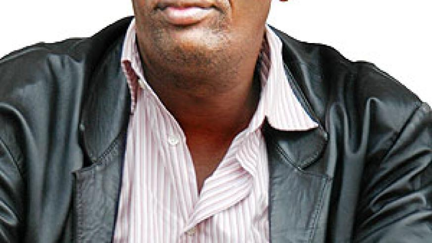 Célestin Musabyimana lost out to Tanzania's Leodegar Tenga in yesterday's polls.