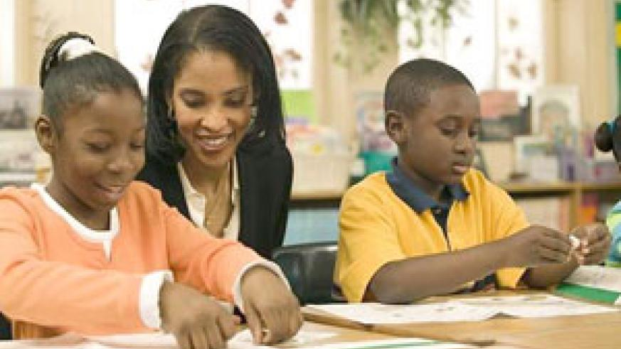 Close interaction between students and teachers build their confidence.