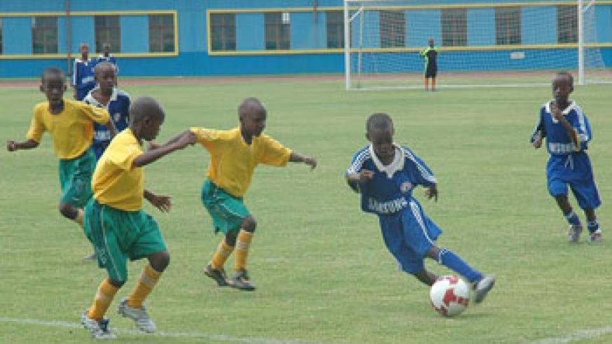 Children involved in sports express talent that teachers never see in classrooms. (File Photo)