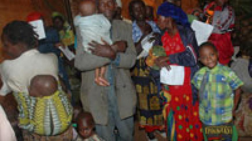 Some of the returnees need immediate assistance upon repatriation