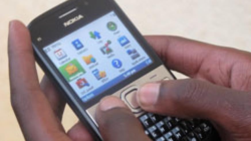 Mobile Money services are expected to increase financial inclusion (File Photo)
