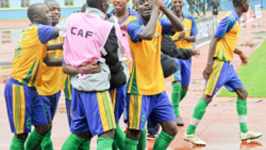 BIG ACHIEVEMENT: The national U-17 team will play at this year's Fifa World Cup in Mexico. (File photo)