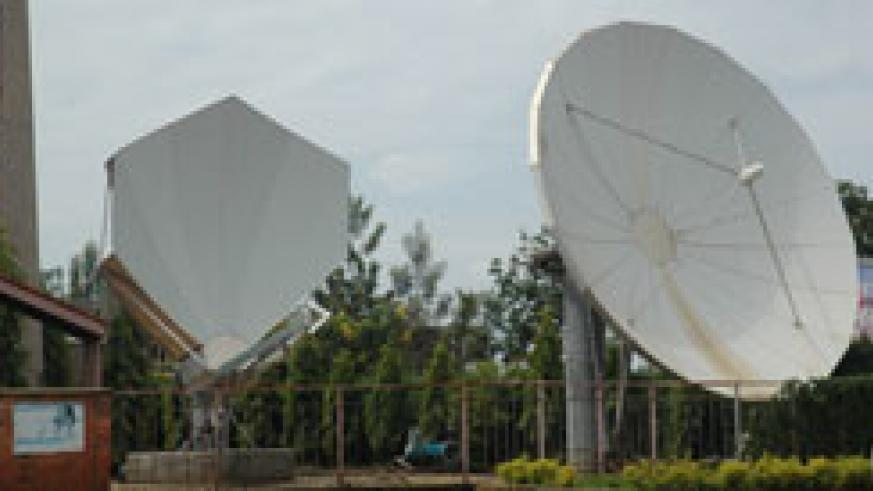 Government has invested heavily in ICT infrastructures like these which private sector needs to tap into (File Photo).