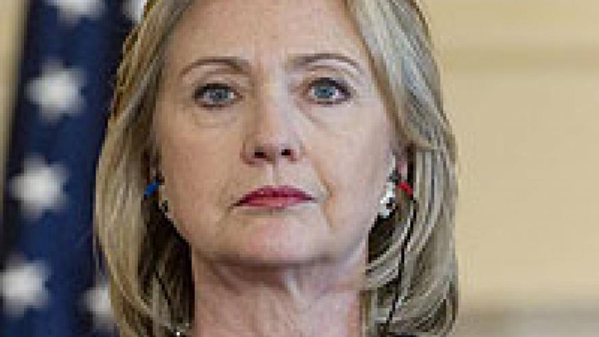 Hilary Clinton has paid tribute to Genocide 'rescuers' (Net Photo)