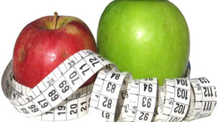 Eating the right foods makes weight loss possible.