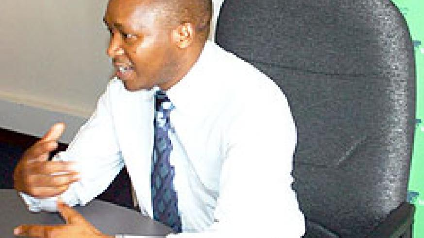 Managing Director, Maurice K. Toroitich (File photo)