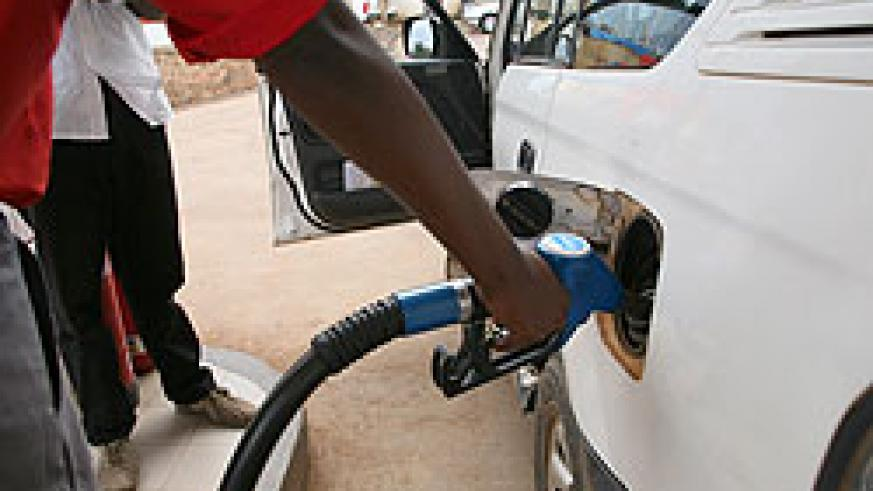 Prices at the Pump have  gone up once again (File Photo)