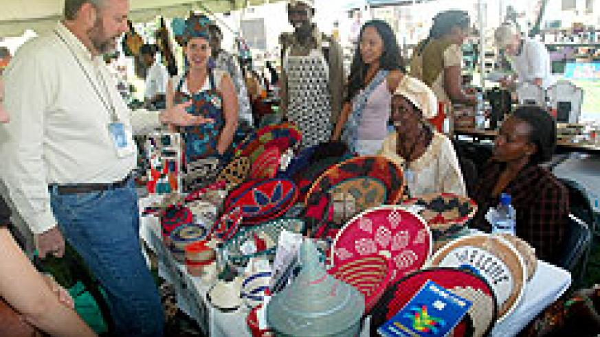 Handcrafts are  protected by the Intellectual Property Law (File Photo)