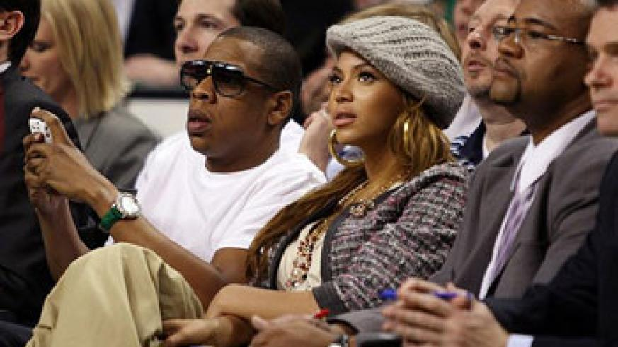 Beyonce and Jay-Z likely to perform at Kate and William's reception (net photo).
