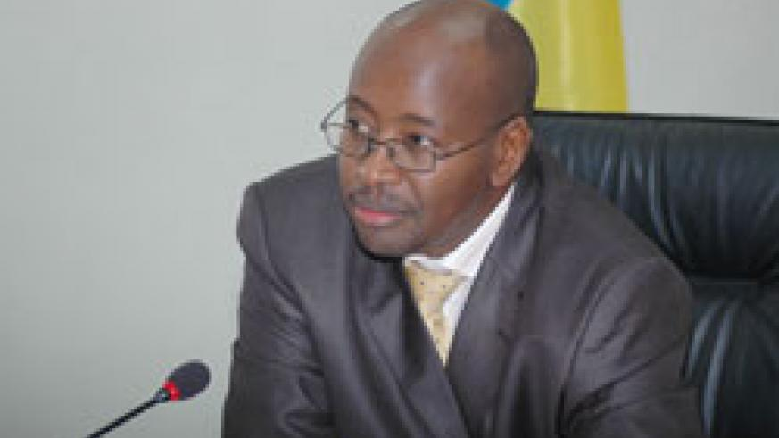 Ministry of Local Government, James Musoni