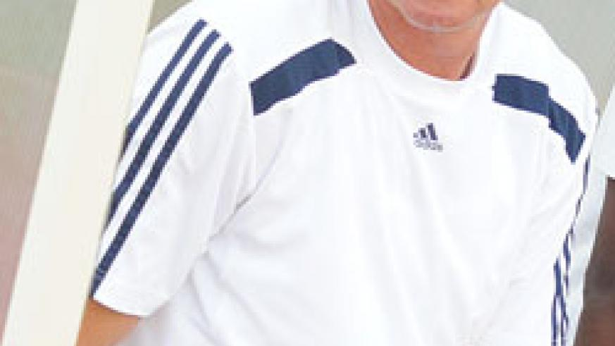 APR coach Ernie Brandts could lift his first trophy this afternoon. (File photo)