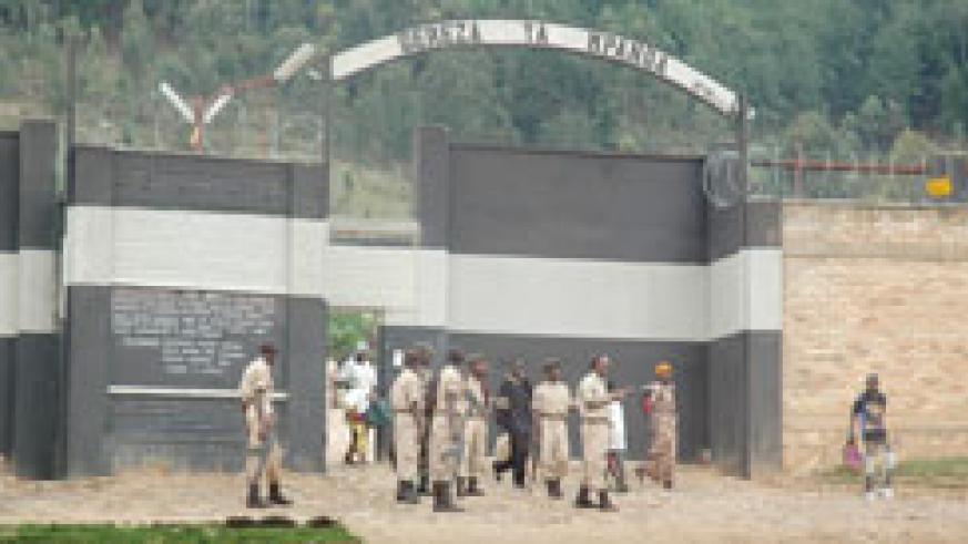 An outer view of Mpanga prison. The facility has been widely commended for conforming with international standards (File Photo)