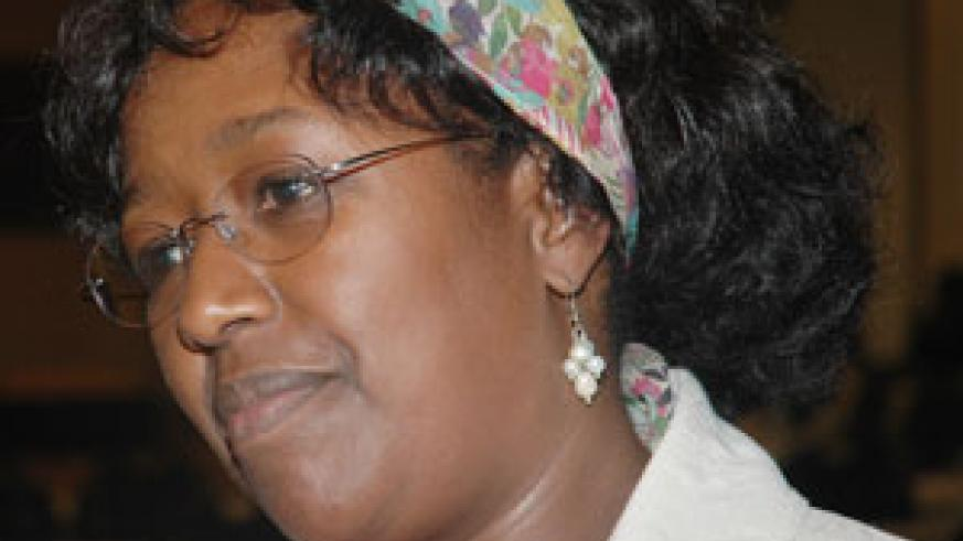 Health Minister, Dr Agnes Binagwaho (File Photo)