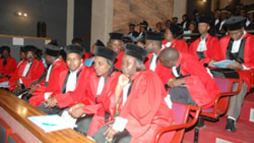 The Justice sector will get a major personnel boost after the inaugural graduation at the Institute of Legal Practice and Development (File Photo).