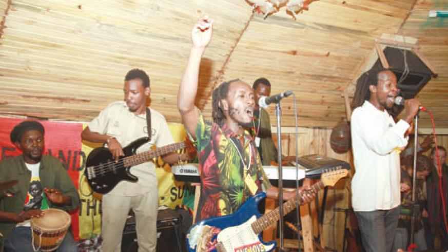Holy Jah Doves band delivered a powerful performance which kept fans on their feet.