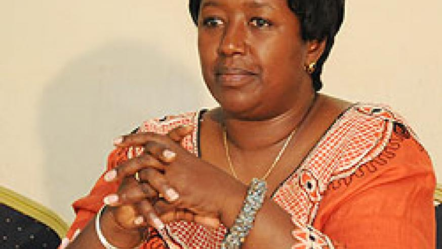 Health Minister Dr Agnes Binagwaho has assured Rwandans on her ministry's readiness to combat any Ebola outbreak.