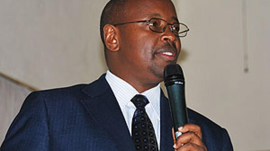 Minister Musoni urged the stake holders to prioritise the welbeing of the people.
