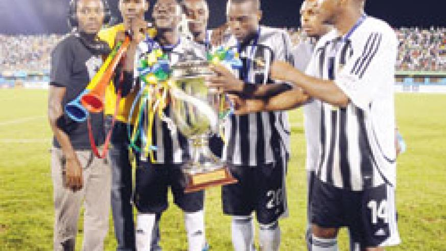 APR won the tournament last year after beating Ethiopia's St. George 2-0 in the final. (File photo)