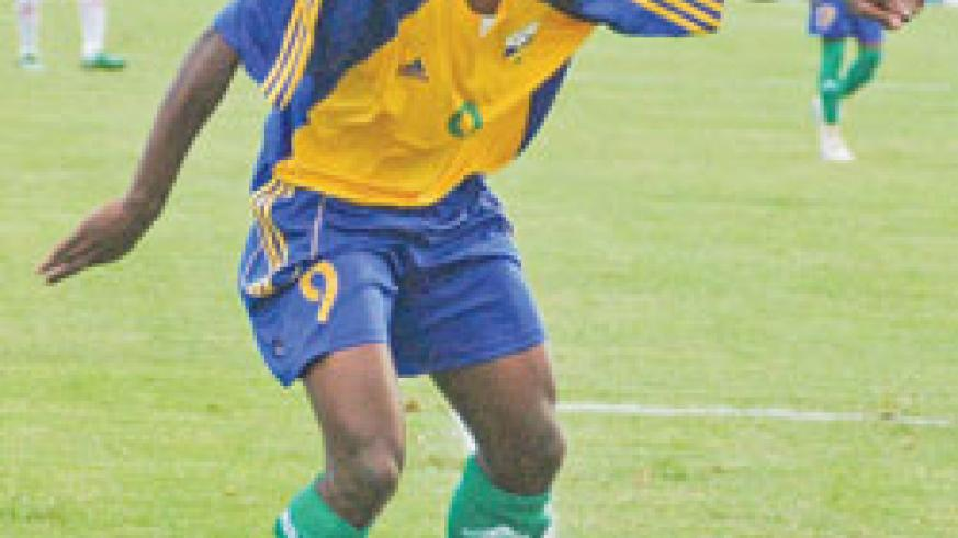Baby in action during the 2009 Caf U20 Championship. (File photo)