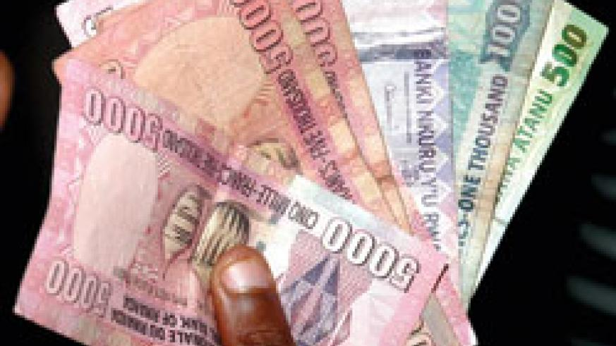 Remittances up, helping o stabalise local currency (File photo)