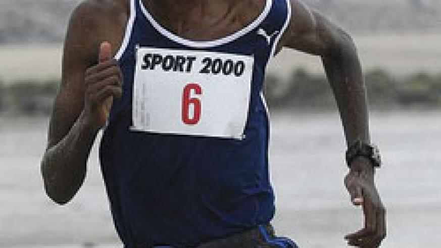 Hakizimana failed to hit the minimum qualification time for next year's London Olympic Games over the weekend.