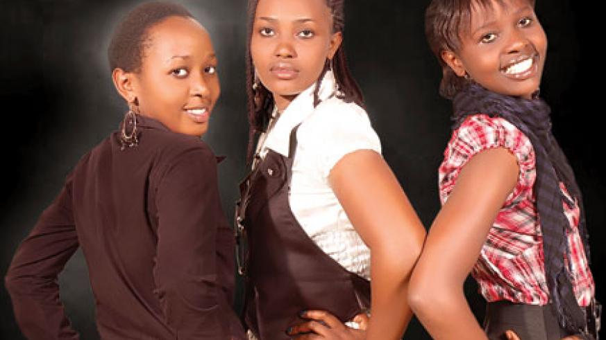 The Blessed Sisters who have been nominated for the Africa Gospel Awards due in London on July 9. (File photo)