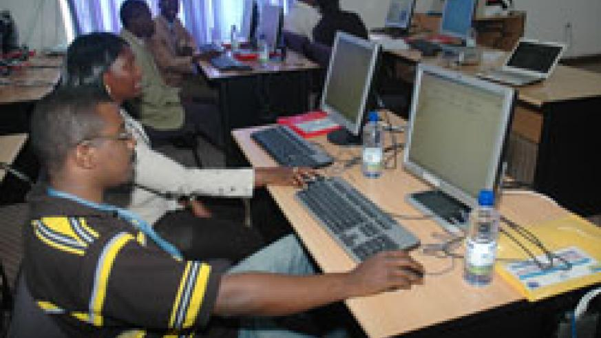 The use of new technology will address delays in disbursement of salaries within the civil service (File Photo)