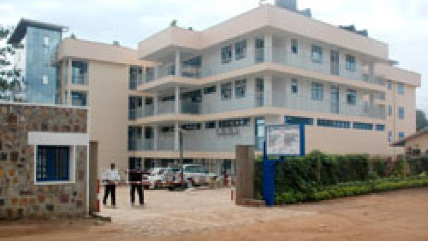 Hospital La Croix du Sud, one of the major private hospitals in the country. Rwanda will host a regional private healthcare meet (File Photo)