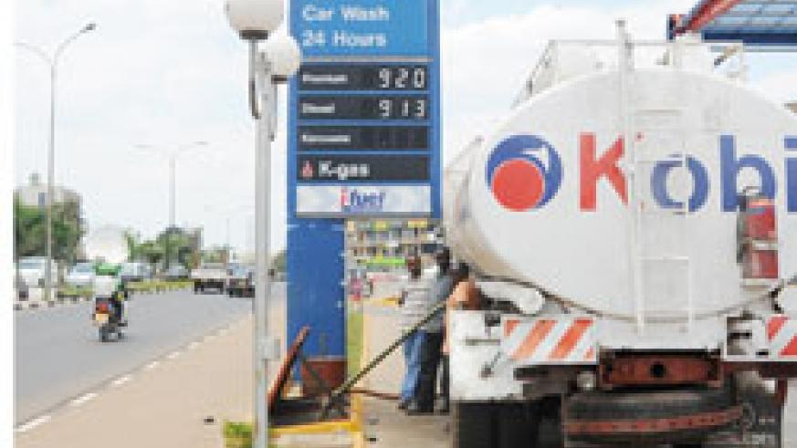 The 2011-12 budget proposed a  tax cut on fuel imports to reduce inflation (File photo)