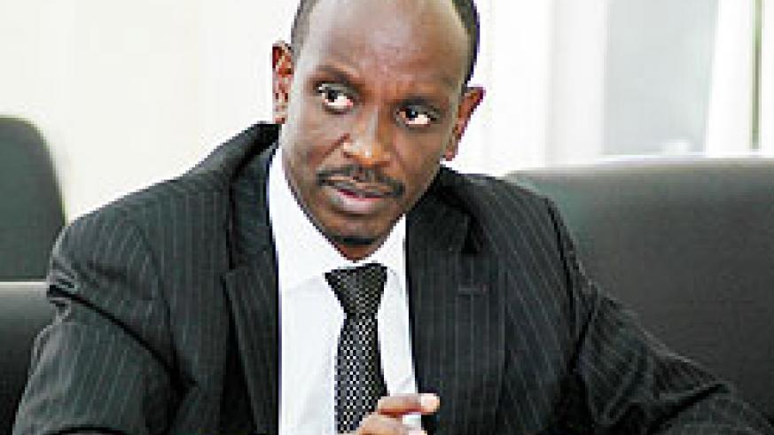EAC Secretary General Richard Sezibera