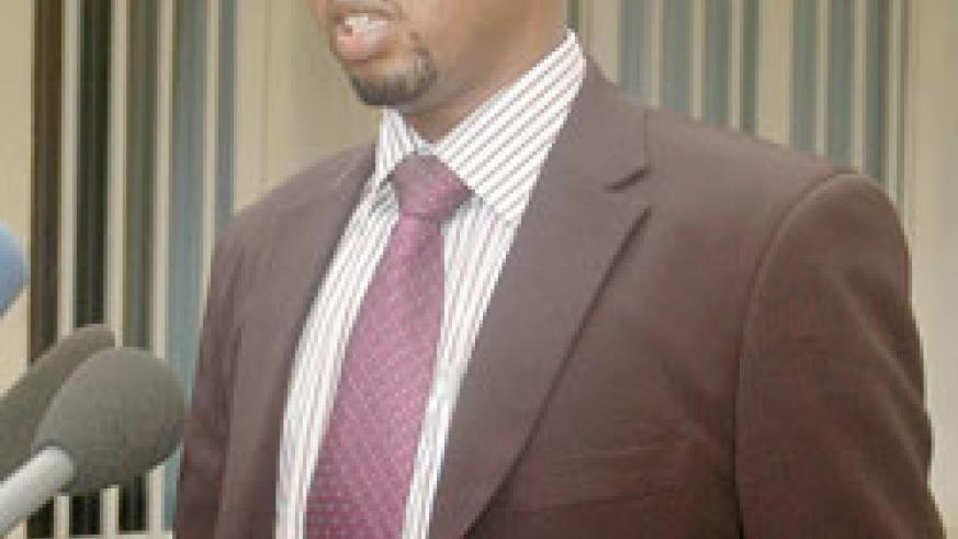 Director General of Health Communication Centre Arthur Asiimwe (File photo)
